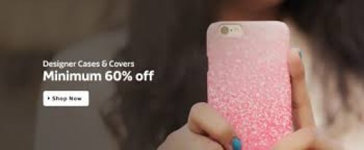 Get Flat 85% Off On Mobile Back & Flip Covers