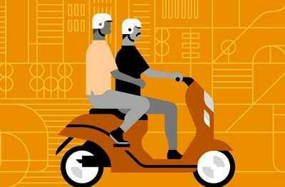 Uber Moto Gurgaon Offer