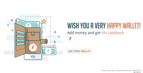 Freecharge Wallet Coupon