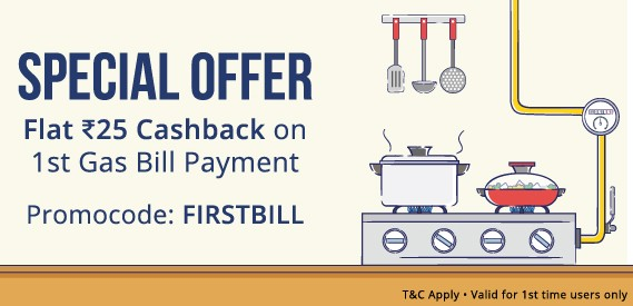 Paytm FIRSTBILL offer