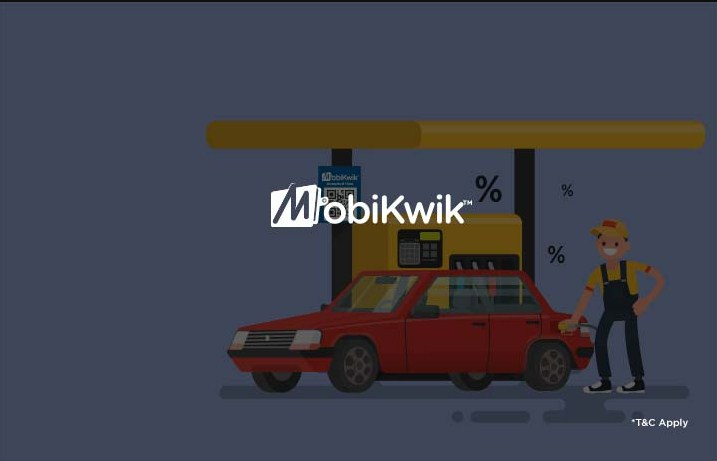 mobikwik petrol offer