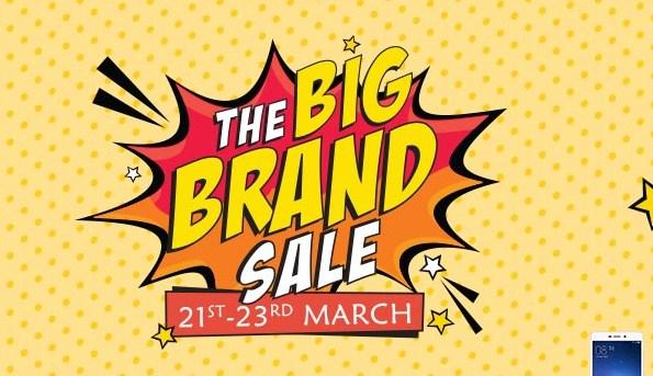 Paytm Big brand sale