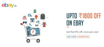 Ebay Freecharge Offer