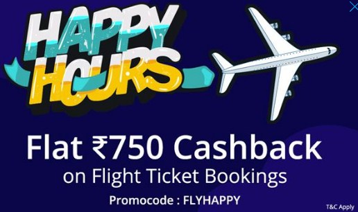 Paytm Happy Hours