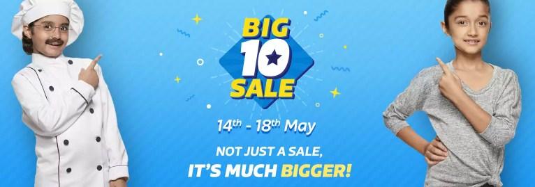 Flipkart Big10 May 2017 Sale, Flipkart Big10 May 2017, Flipkart big10 sale, big10 sale flipkart, flipkart sale big10