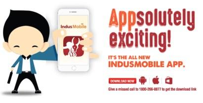 Indusind Mobile app