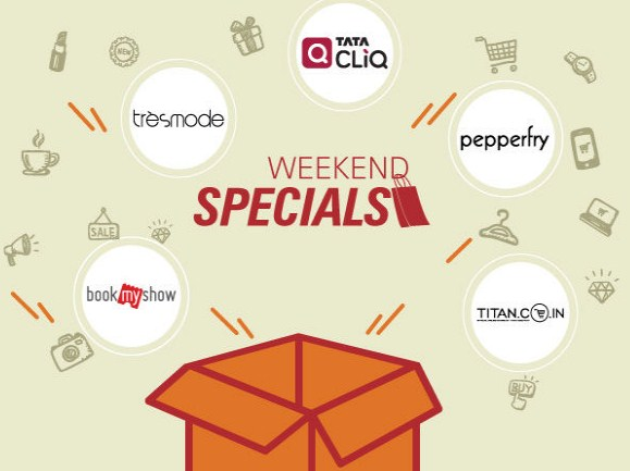 Icici Weekends Specials