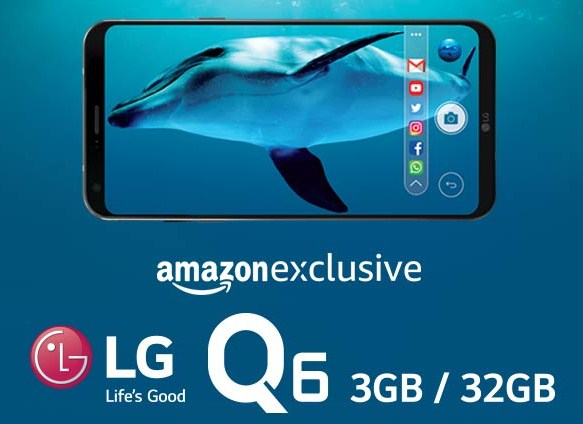 amazon lg q6 sale