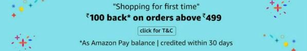 Amazon Now Offers