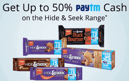 Paytm Hide And Seek Offer