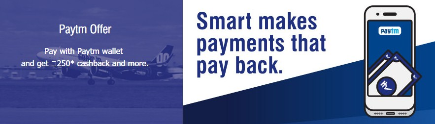 Paytm GoAir Offer
