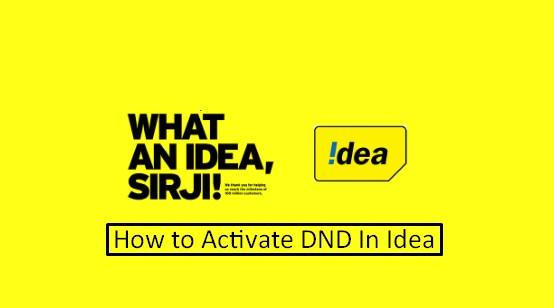 IDEA DND