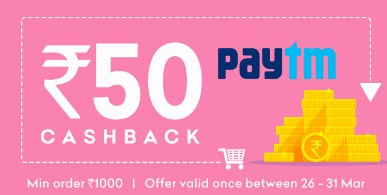 Paytm Grofers Offer