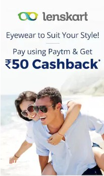 lenskart paytm offer