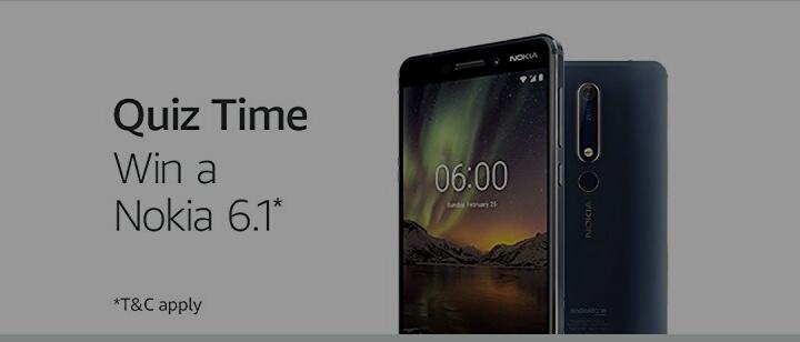 Amazon Nokia 6.1 Answers
