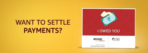 Amazon Gift Voucher Code