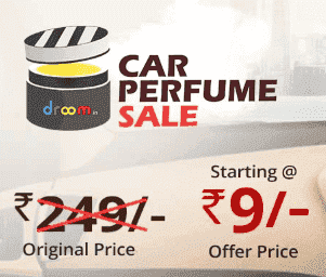Droom Car Perfume Sale