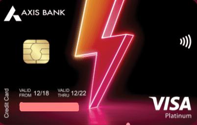 axis bank card