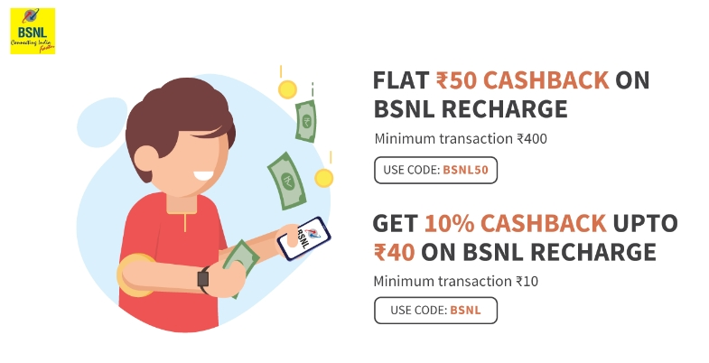 Freecharge BSNL Offer