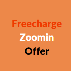 freecharge zoomin offer