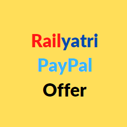 railyatri paypal offer