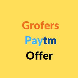 paytm grofers offer