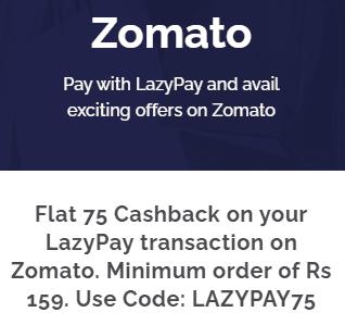 LazyaPay code
