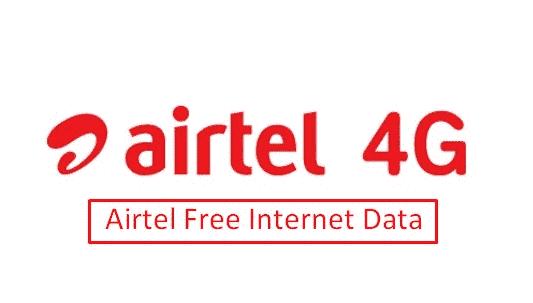 Airtel Free Internet