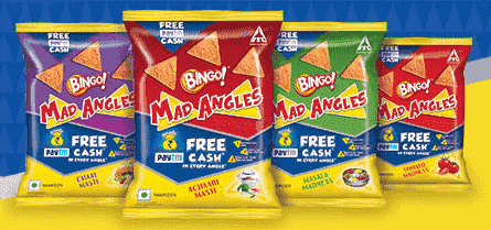 Paytm Bingo MadAngles Offer