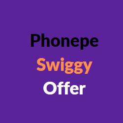 phonepe swiggy offer