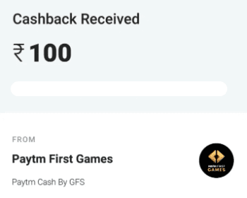 Paytm First Game Refer And Earn