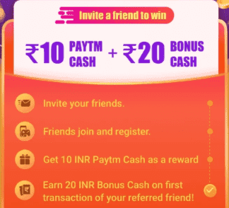 Paytm First Game Refer Code