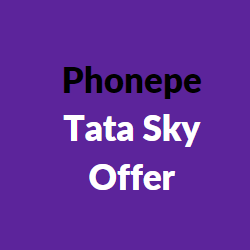 phonepe tatasky offer