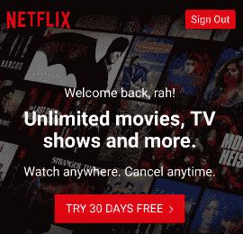 Netflix Subscription Trial