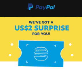 PayPal Loot Offers