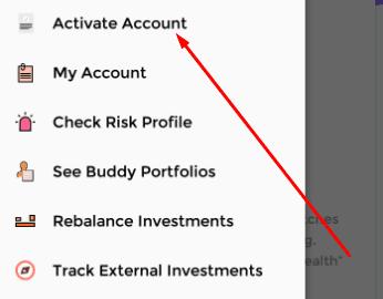 Goalwise App Account