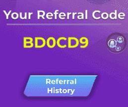 Golden 7 Referral Codes