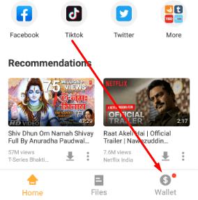 Vidnow App Referal