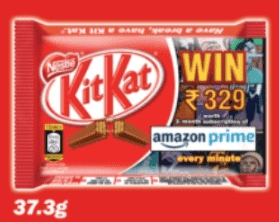 Amazon Kitkat