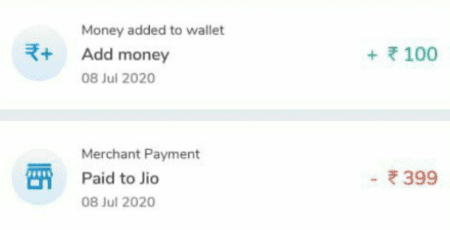 Mobikwik Rs 100 Cashback