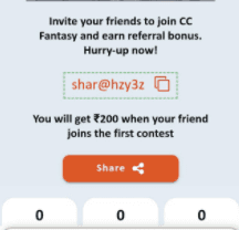 cc fantasy referral
