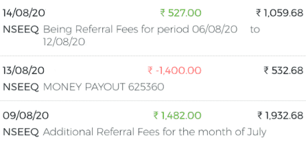 5paisa Refer and Earn