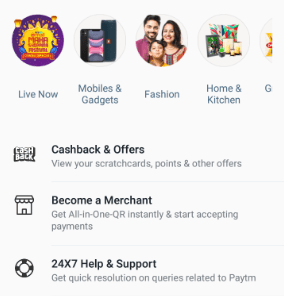 Paytm Mall Diwali Offer
