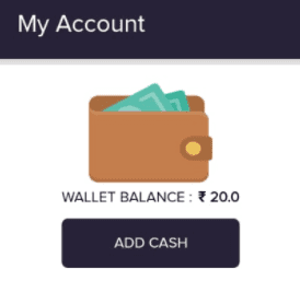 Play 11 wallet