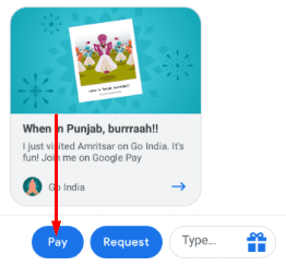 Google Pay Send Money