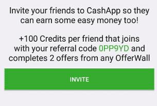 cash app refer