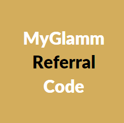 myglamm referral codes