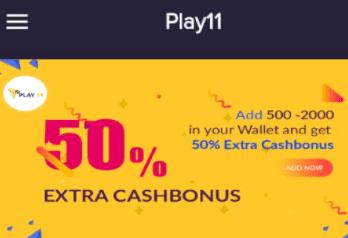 extra cashbonus