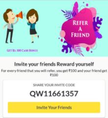 quickwin11 invite code