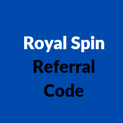 royal spin referral code